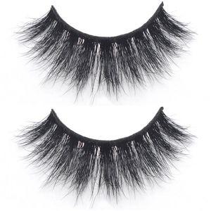 4D Premium Real Mink Reusable False Eye Lashes